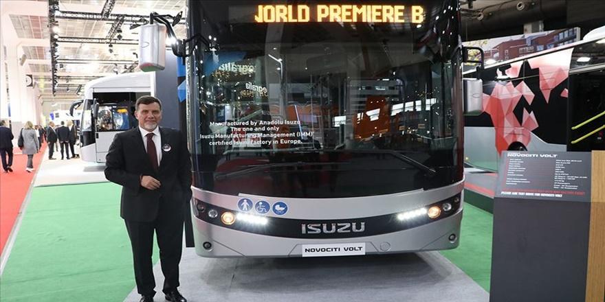 Anadolu Isuzu Ar-Ge yatırımlarında gaza basacak
