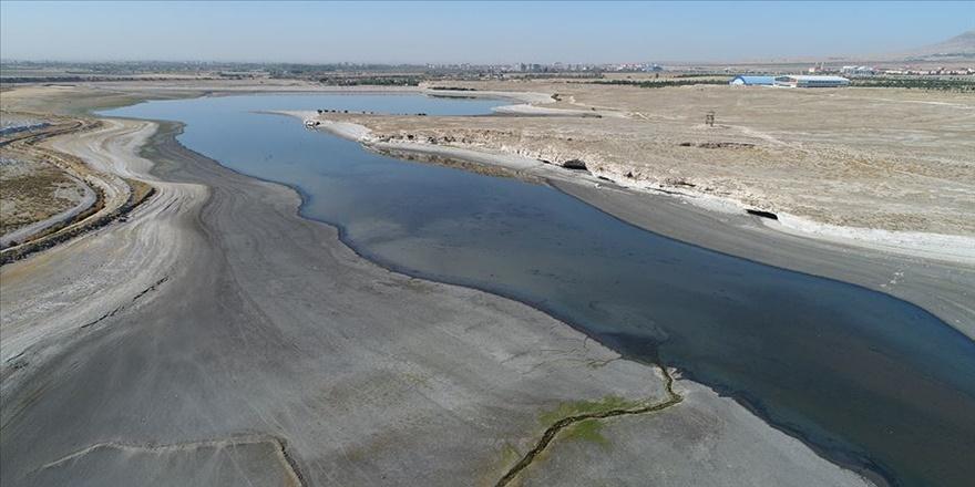 Kuş diyarı Akkaya Barajı eski günlerine kavuşacak