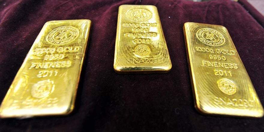 Bankalarda 210 tondan fazla altın var