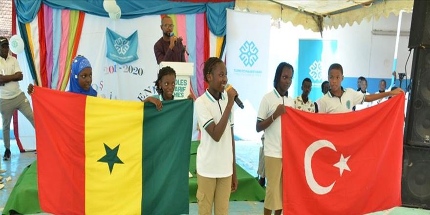 Senegal'de Maarif Okulları yeni eğitim yılına 'merhaba' dedi