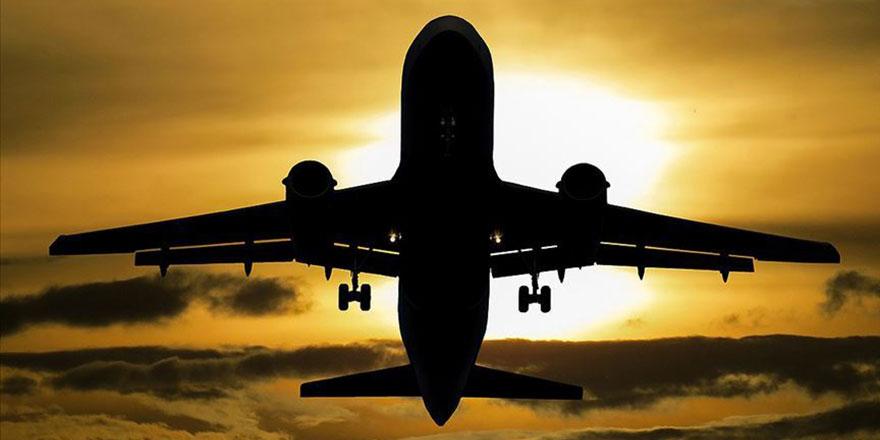 İsrail'den Suudi Arabistan'a inen 'gizemli uçak'