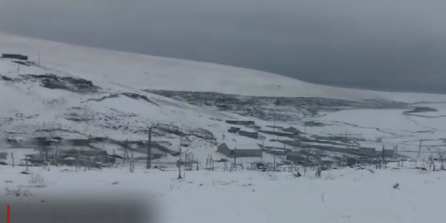 İlk kar yağdırıldı: Bu kış çok çetin geçecek!