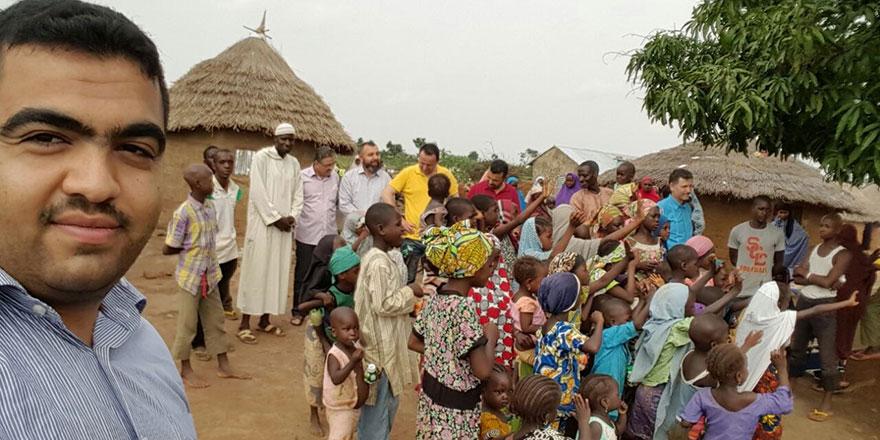 Nijerya'da iman hizmetinde bulunan Nur talebesi trafik kazasında vefat etti