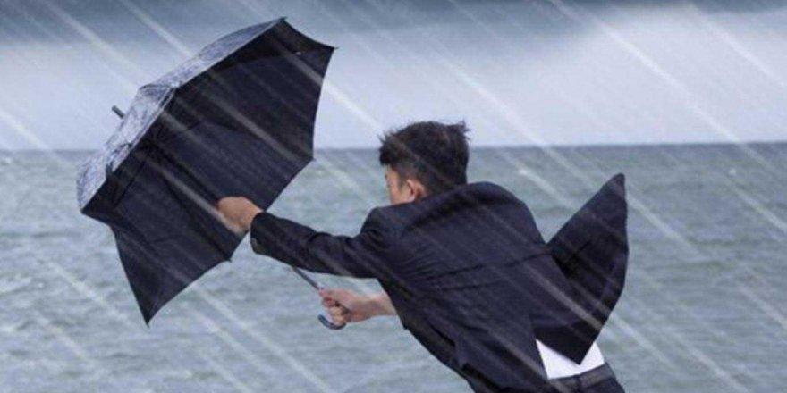 Meteoroloji kuvvetli rüzgar uyarısında bulundu