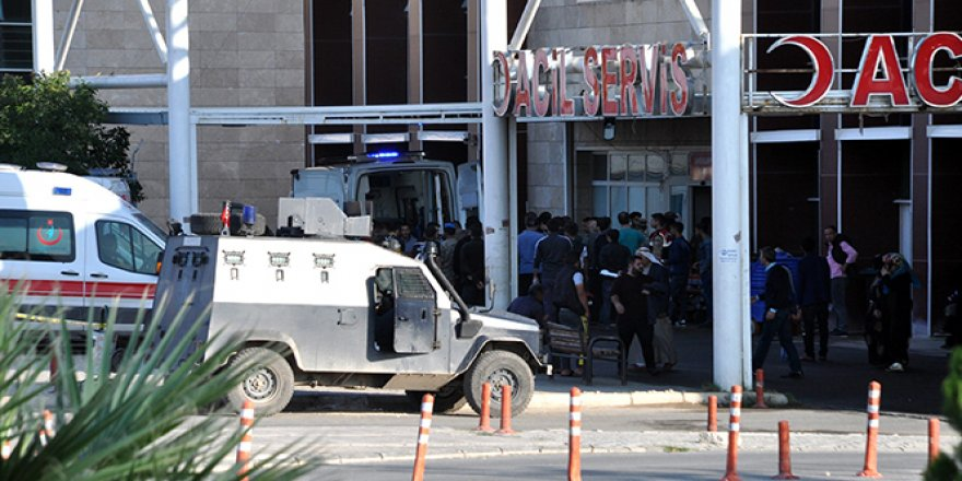 Tel Abyad'da yaralanan siviller taburcu edildi
