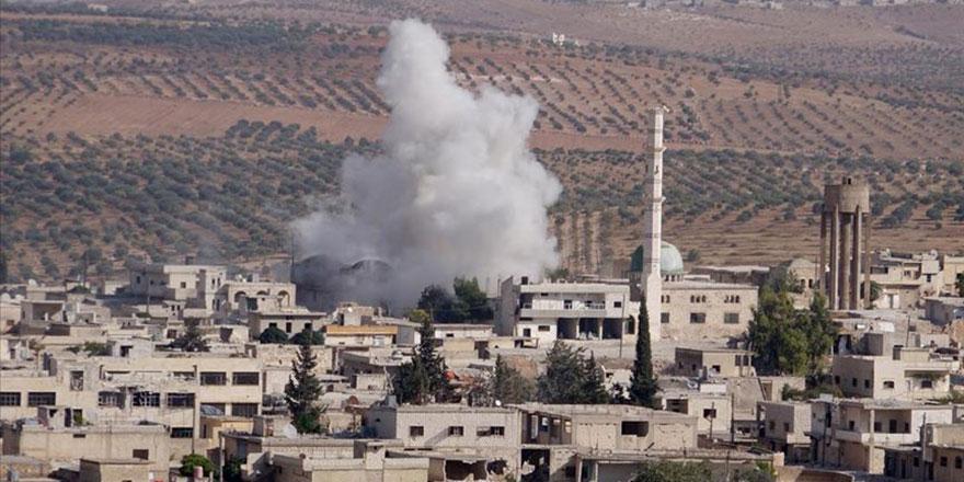 Rusya ve Esed İdlib'de bir haftada 20 sivil öldürdü