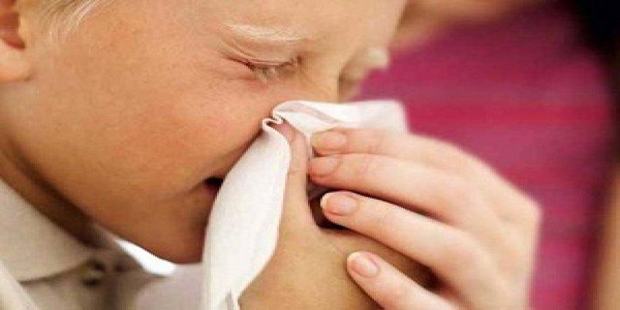 Bronşiolit erkek çocuklarda daha sık görülüyor
