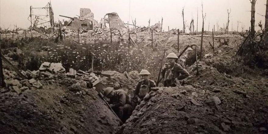 17 milyon insanın öldüğü 1. Dünya Savaşı'nın üzerinden 101 yıl geçti