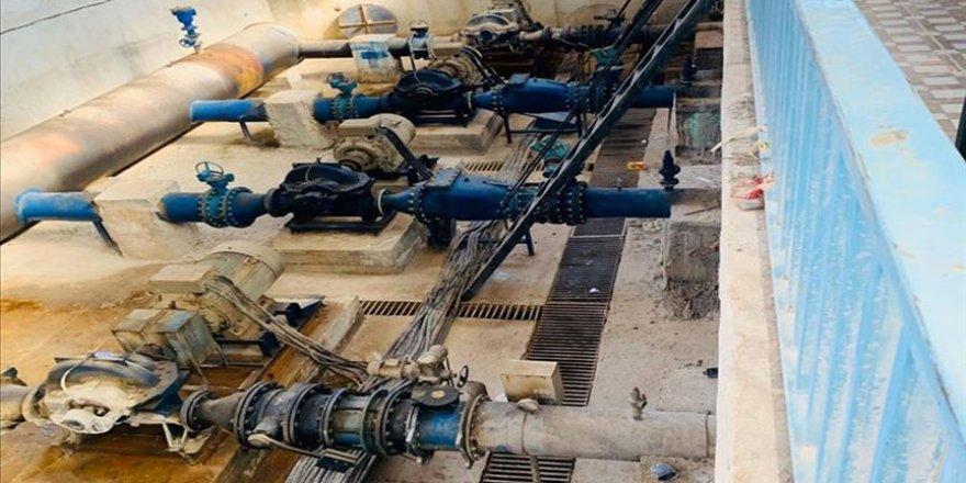 Barış Pınarı ile terörden arındırılan Haseke suya kavuştu