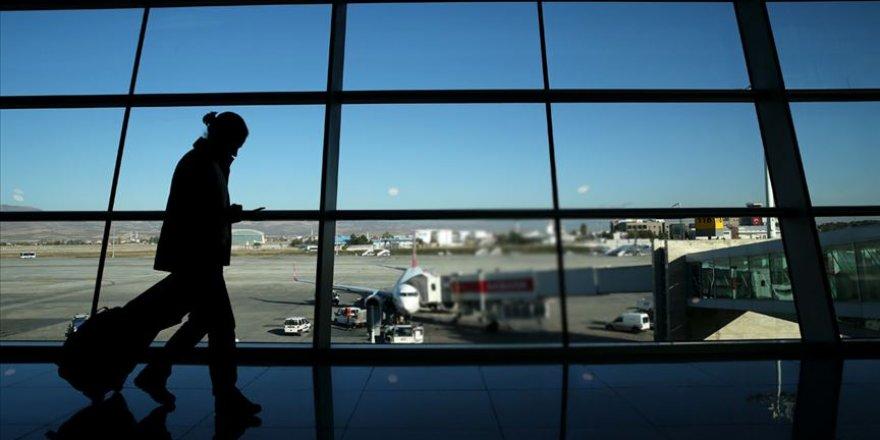 Esenboğa Havalimanı 10 ayda 11,7 milyon yolcuya hizmet verdi