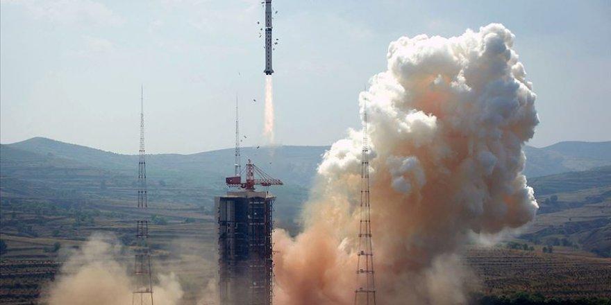 Çin uzaya uzaktan algılama uydusu gönderdi