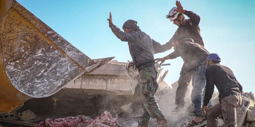 Rusya, İdlib'de iki çocuk daha öldürdü