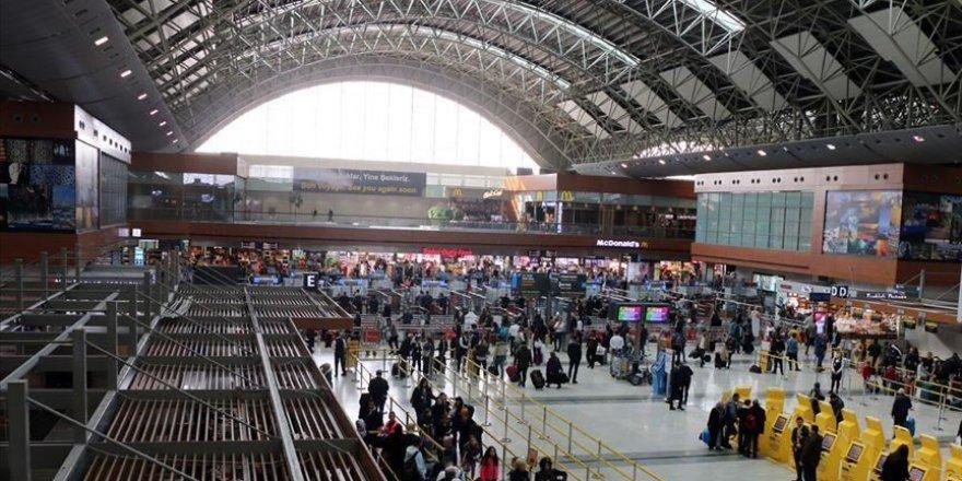 İSG'nin 'Yolcusuna zaman kazandıran havalimanı' projesine ödül