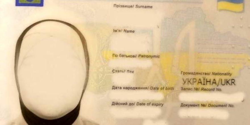 Ukrayna'da resmi belgelerde başörtülü fotoğrafa izin
