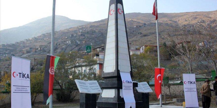 TİKA Afganistan'daki Türk mezarlığını yeniledi