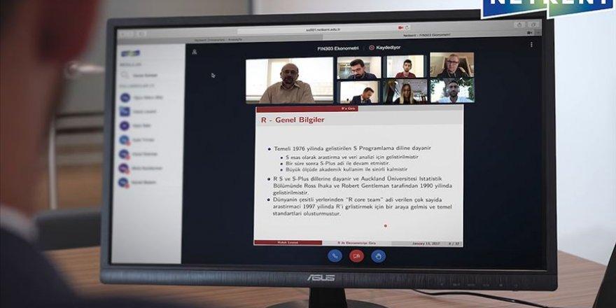 Online üniversitede e-MBA imkanı