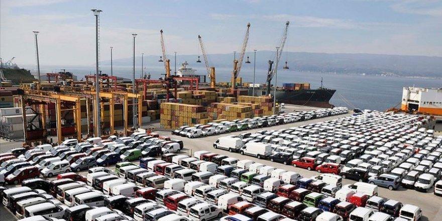 Otomotiv sektörü 10 ayda 7 ülkeye ihracatta geçen yılı solladı