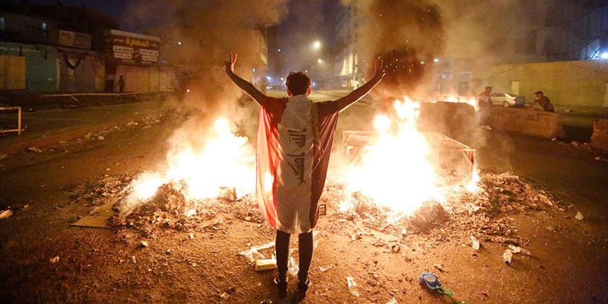 Irak'taki protestolarda 5 ayda 545 kişi öldü