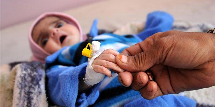 Yemen'de 12 milyon çocuk acil yardıma muhtaç