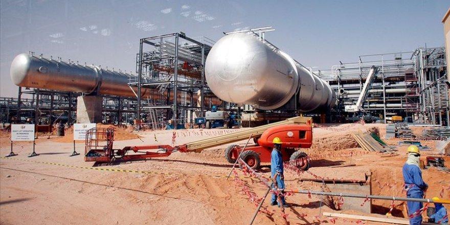 Saudi Aramco'nun net karı 9 petrol devinin toplamından fazla