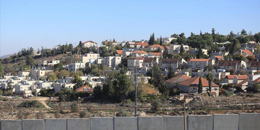 İsrail Batı Şeria'daki işgalini Yahudi yerleşim birimleriyle derinleştiriyor