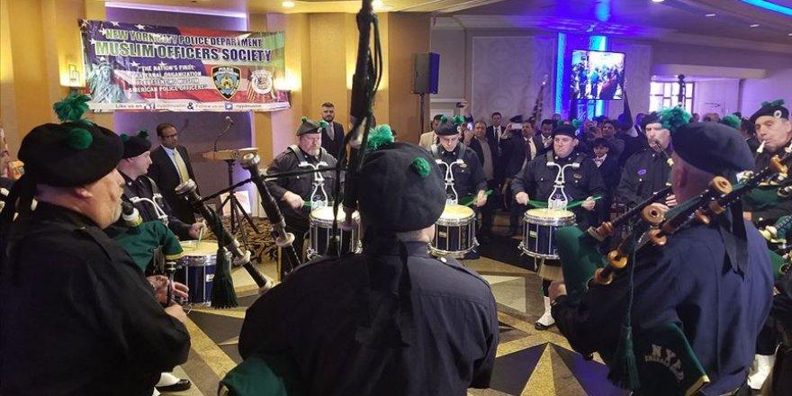 New York'ta Müslüman polisler için ödül gecesi düzenlendi