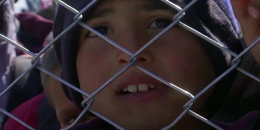 ABD 103 bin çocuğu göçmenlik nedeniyle gözaltında tutuyor