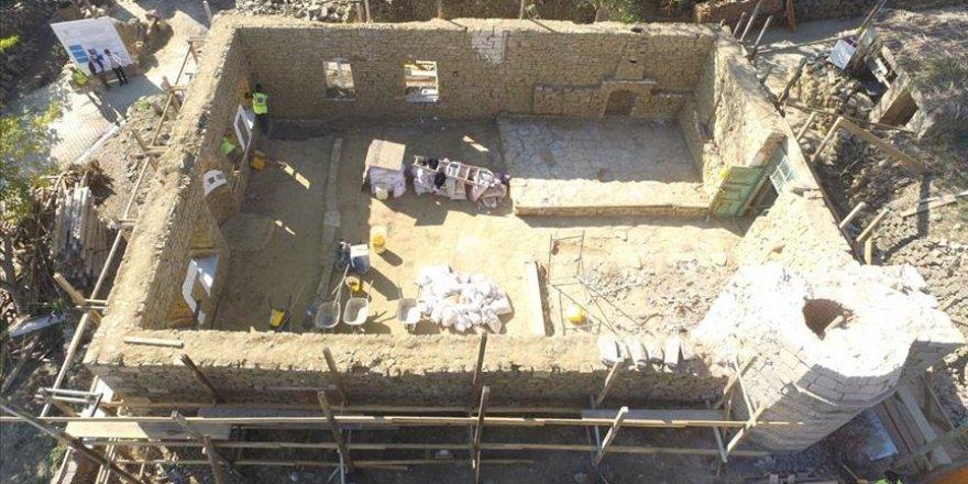 Tekirdağ'da 650 yıllık cami ve hamam restore ediliyor