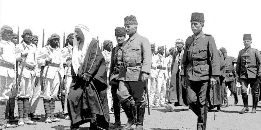 Fahreddin Paşa, Kutsal Emanetler'in düşman eline geçmesine izin vermedi