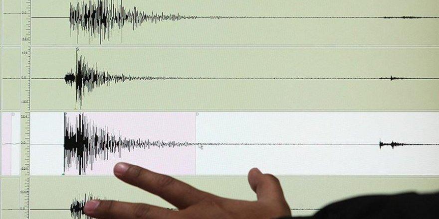 Marmara Denizi'nde 3,6 büyüklüğünde deprem meydana geldi