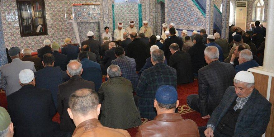 Şehit öğretmenler için Kur'an-ı Kerim ve mevlid okundu