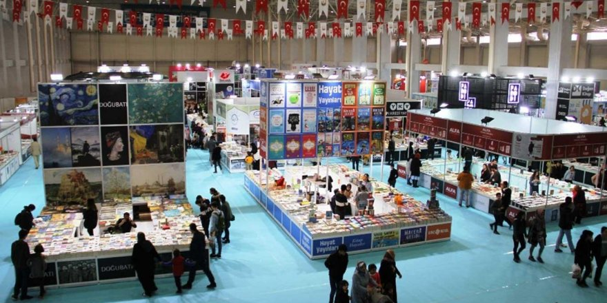 Antalya Kitap Fuarı 15 Ekim'de kapılarını açılacak