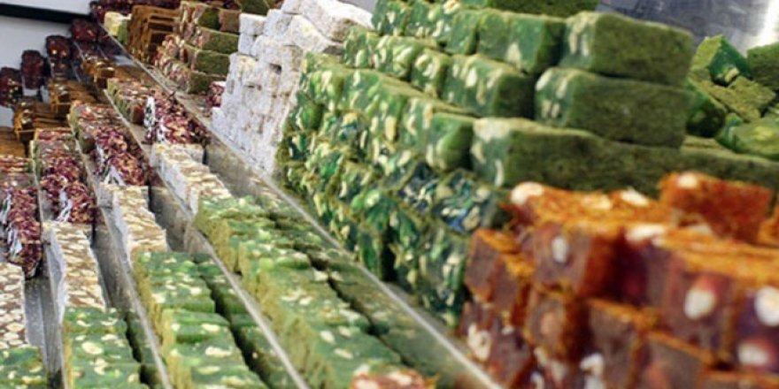 İstanbul Havalimanı'nda 7 ayda 176 ton Türk lokumu satıldı