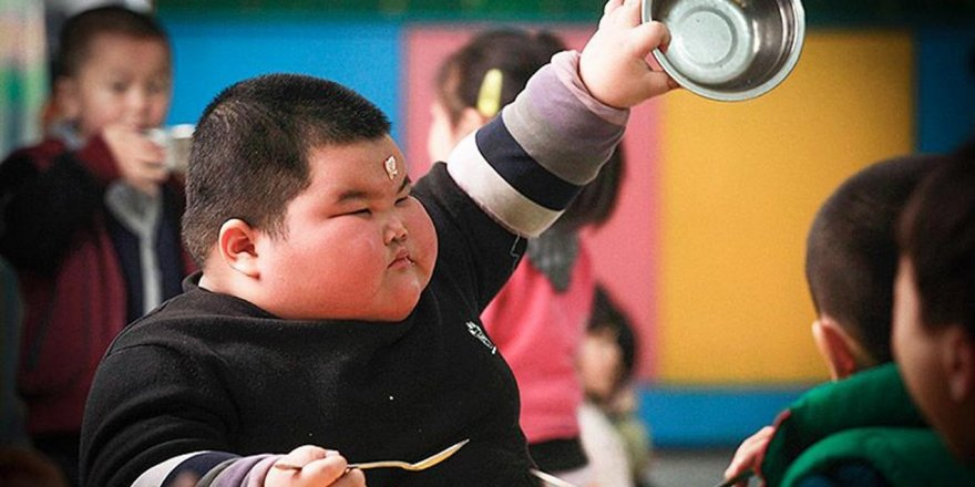 'Çocuklarda obezite seviyesi yükseldi'