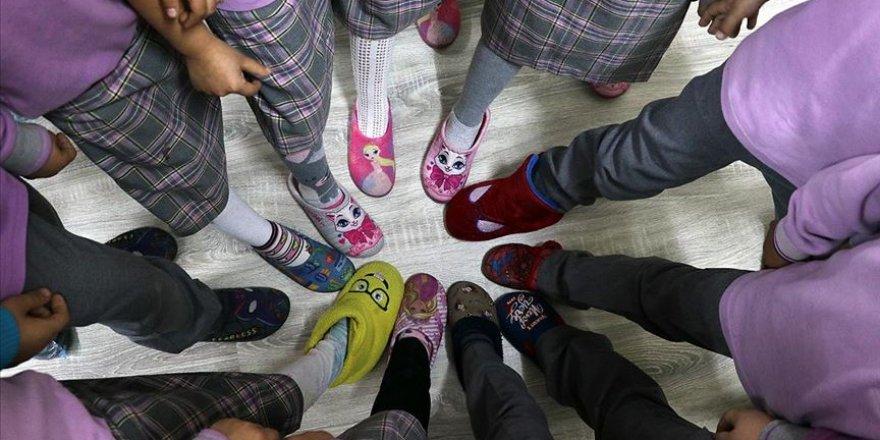 'Ayakkabısız okul'da başarı arttı