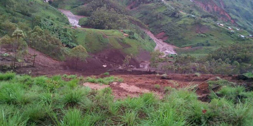 Burundi'de sel sonrası toprak kaymasında 38 kişi hayatını kaybetti