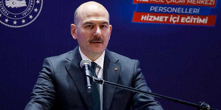 İçişleri Bakanı Süleyman Soylu: Cinayet fikrini film ve diziler veriyor