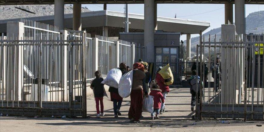 ABD'den Türkiye'nin yeni sınır kapısı önerisine destek