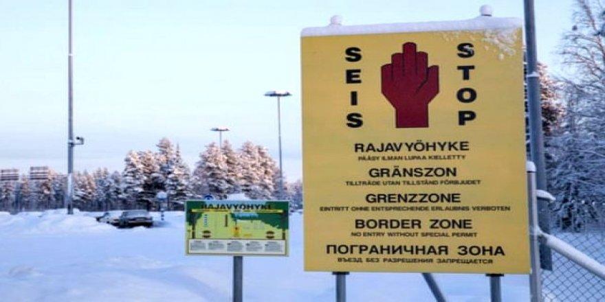 Rusya-Finlandiya arasına sahte sınır kapısı kuran dolandırıcı yakalandı