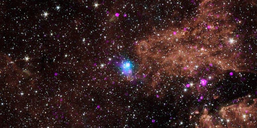 Ölü bir cüce yıldızın yörüngesinde devasa gezegen keşfedildi
