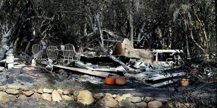 ABD elektrik şirketi, yangından zarar görenlere 13.5 milyar dolar ödeyecek