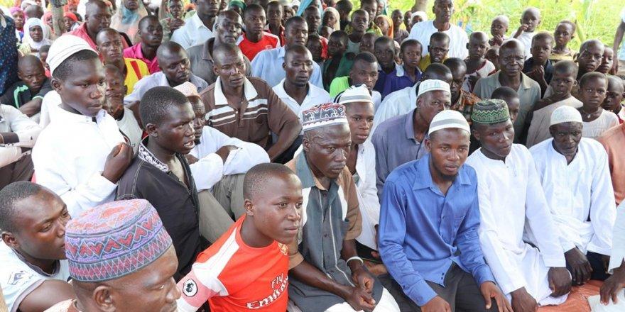 """""""Ugandalı Müslümanlara sahip çıkılmasını istiyoruz"""""""