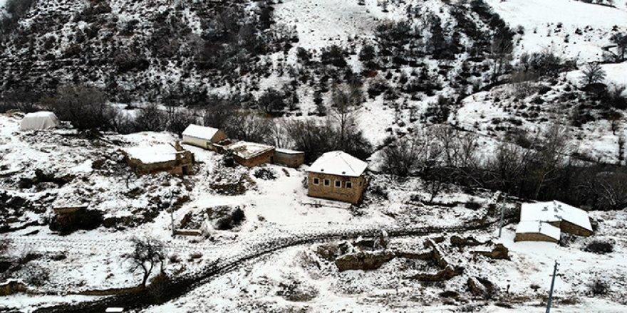 Doğu Anadolu'da kar, kış, soğuk hava