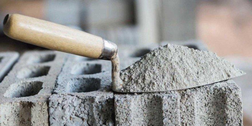 2019 yılının ilk 9 ayında çimento üretimi yüzde 46 arttı
