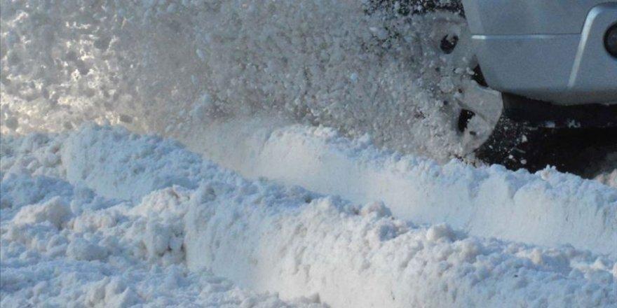 Doğu Anadolu'da gece en düşük sıcaklık Erzurum'da ölçüldü