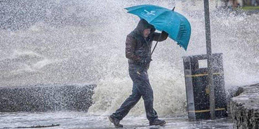 Yağışlar etkili olmaya devam ediyor