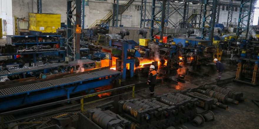 Türk şirketinden 130 ülkeye çelik profil ihracatı