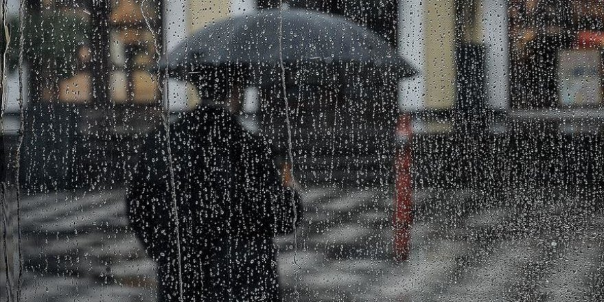 Antalya'ya 24 saatte metrekareye 150 kg yağmur yağdırıldı