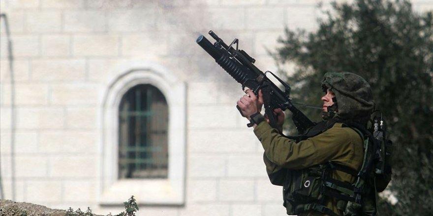 İsrail'deki ırkçı saldırıda Hazreti Muhammed'e (asm) hakaret