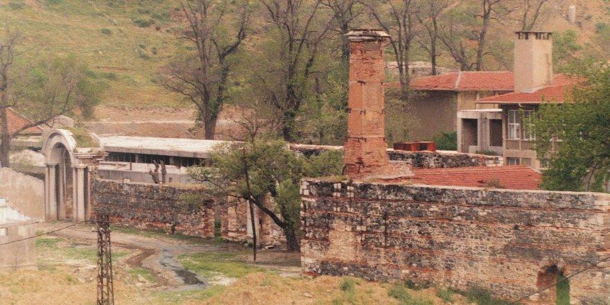 160 yıllık Saray Çamaşırhanesi restore ediliyor